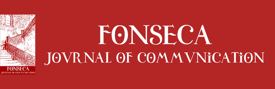 FONSECA Journal of Communication