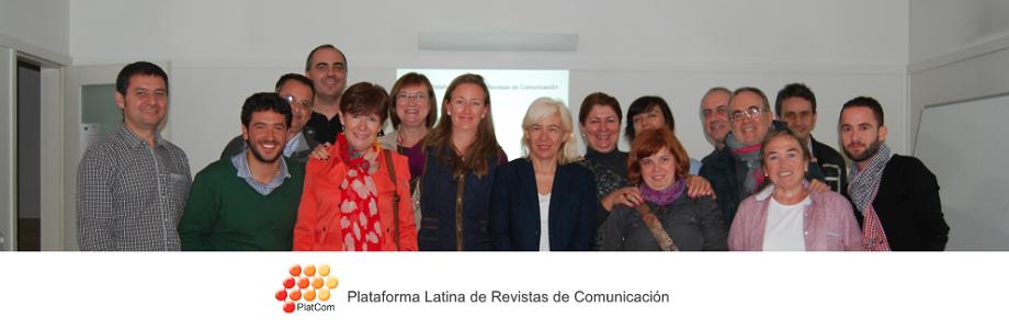 I Jornadas de la Plataforma Latina de Revistas de Comunicación (PlatCOM)